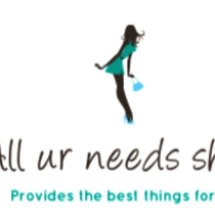 Logo All ur needs shop
