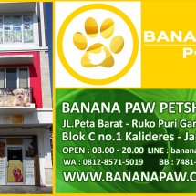 Banana Paw Petshop