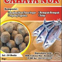 Bakso Ikan Cahaya Nur