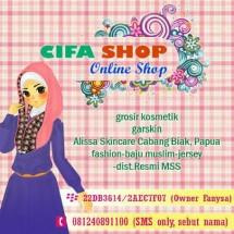 Acifa O'shop