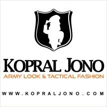 KOPRAL JONO ARMYLOOK