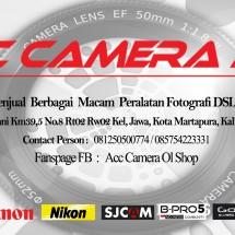 Aksesoris Camera Mtp