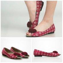 Sepatu Batik Cantik