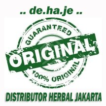 Logo Distributor Herbal Jkt