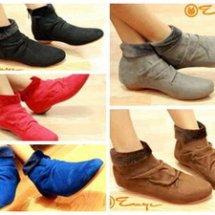 Sepatu korea Full Stok