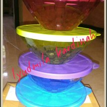 tupperware kardinah