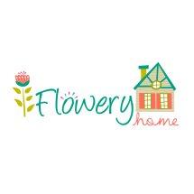 Logo Flowery Home