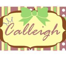Logo Calleigh's house