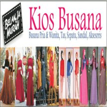 Kios Busana