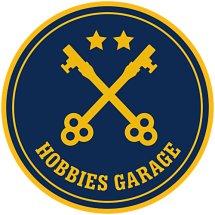 Hobbies Garage Logo