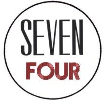 Logo SEVENFOUR74