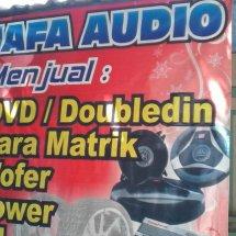 nafa audio
