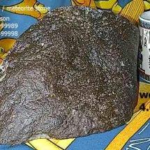 meteor meteorite stone