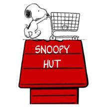 Snoopy Hut