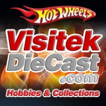 Logo Visitek Diecast