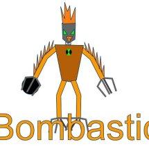 Logo Mr. Bombastic