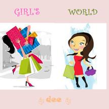 Girl's World Shop