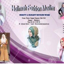 Halimah Fashion Muslim