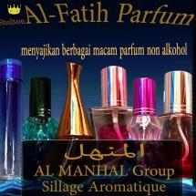 SULTHON AL-FATIH PARFUM