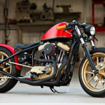 Jaks Custom Bike
