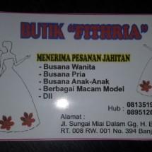 Butik Fithria