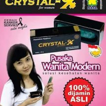 Crystal X Medan