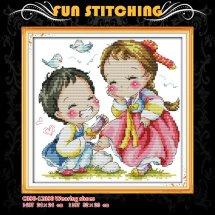 Rina Fun Stitching