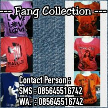 Fang CollectioneID