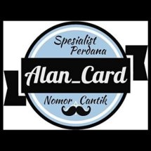 alan card nomor cantik