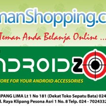 Teman Shopping