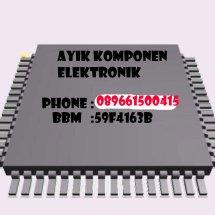 ayik komponen elektronik