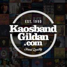 Kaos Band Gildan
