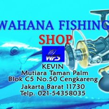 WAHANA FISHING SHOP
