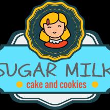 Logo Sugar Milk