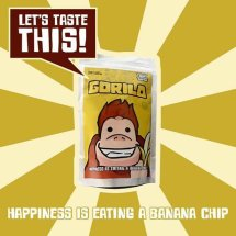 gorila snack cilacap