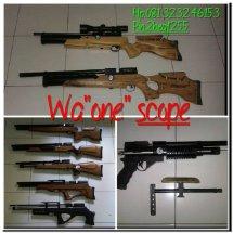 bengkel senapan pcp
