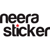 Neera Sticker