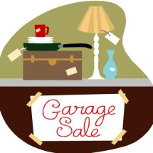 Garage Sale Lady