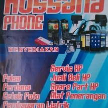 Hossanaphone