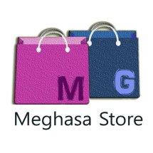 Logo Meghasa Store