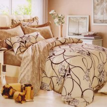 KING Bedsheet & Bedcover