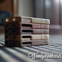 Logo woody wood shop