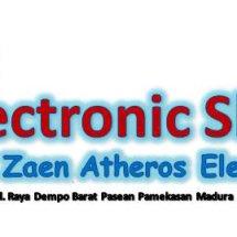 Zaen Atheros Logo