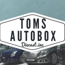 TOM'S_Diecast