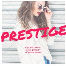 Logo Prestige Bag