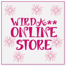 Logo Wirda Online Store