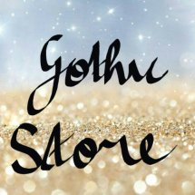 Logo Gothic Store