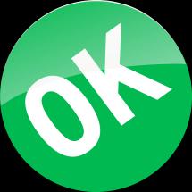 Logo Ok Market Shop