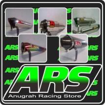 ARS Exhaust Muffler Logo