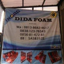 Logo DIDA FOAM